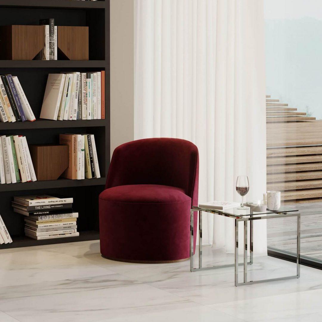escritorio-secretaria-ferro-preto-nogueira-pouf-bege-cadeira-mesa-apoio (3)