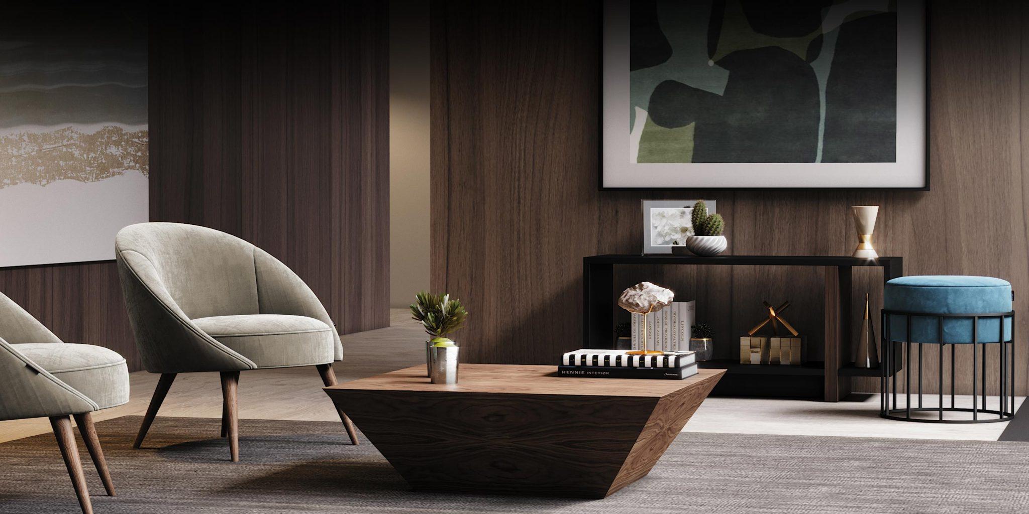sala-de-estar-cadeira-puff-mesa-de-centro