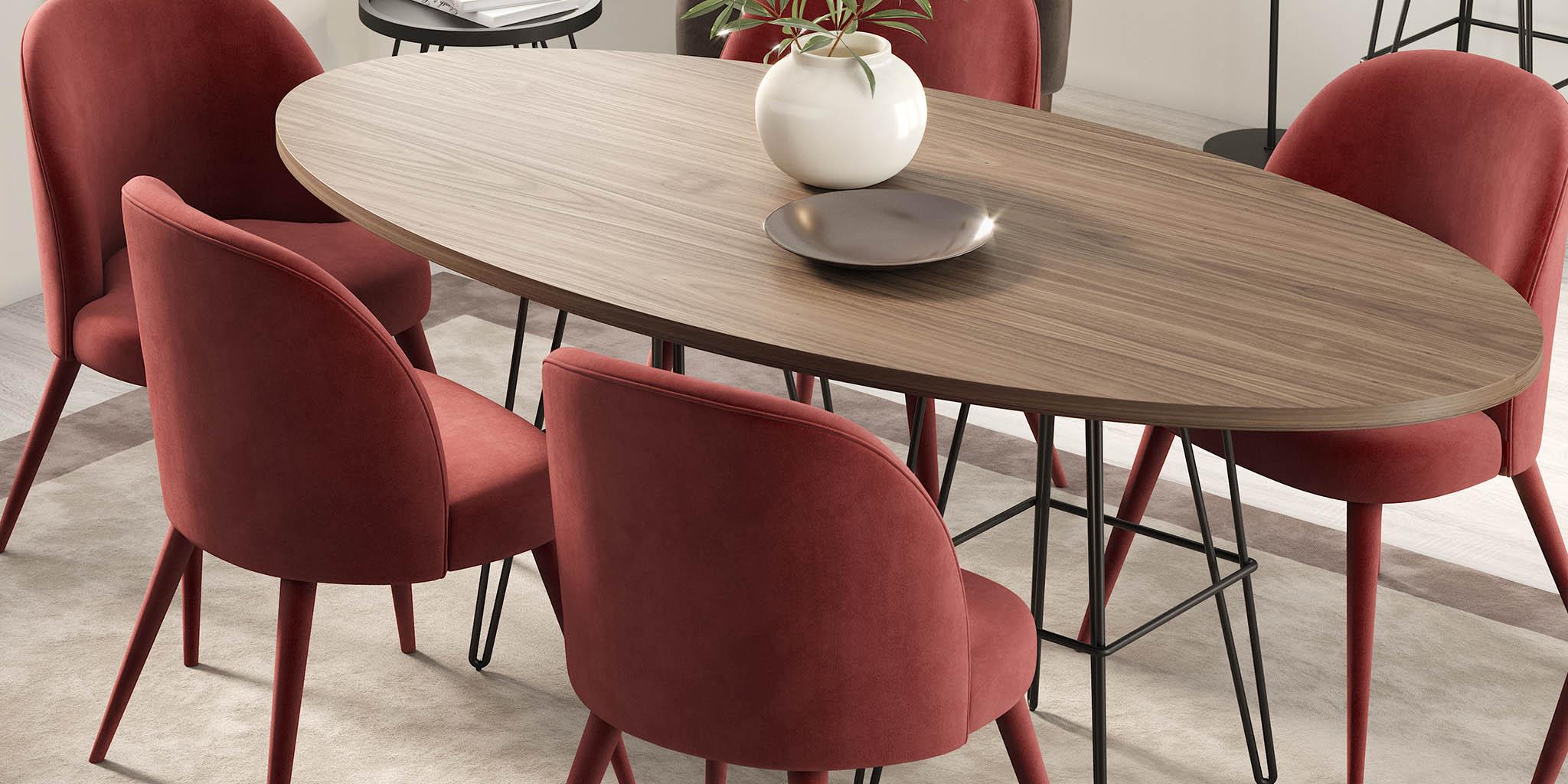 mesa-de-jantar-oval-madeira-base-ferro-preto