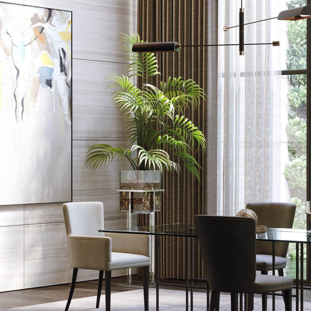 floreira-inox-polido-cadeira-bracos-bege-lacado-preto