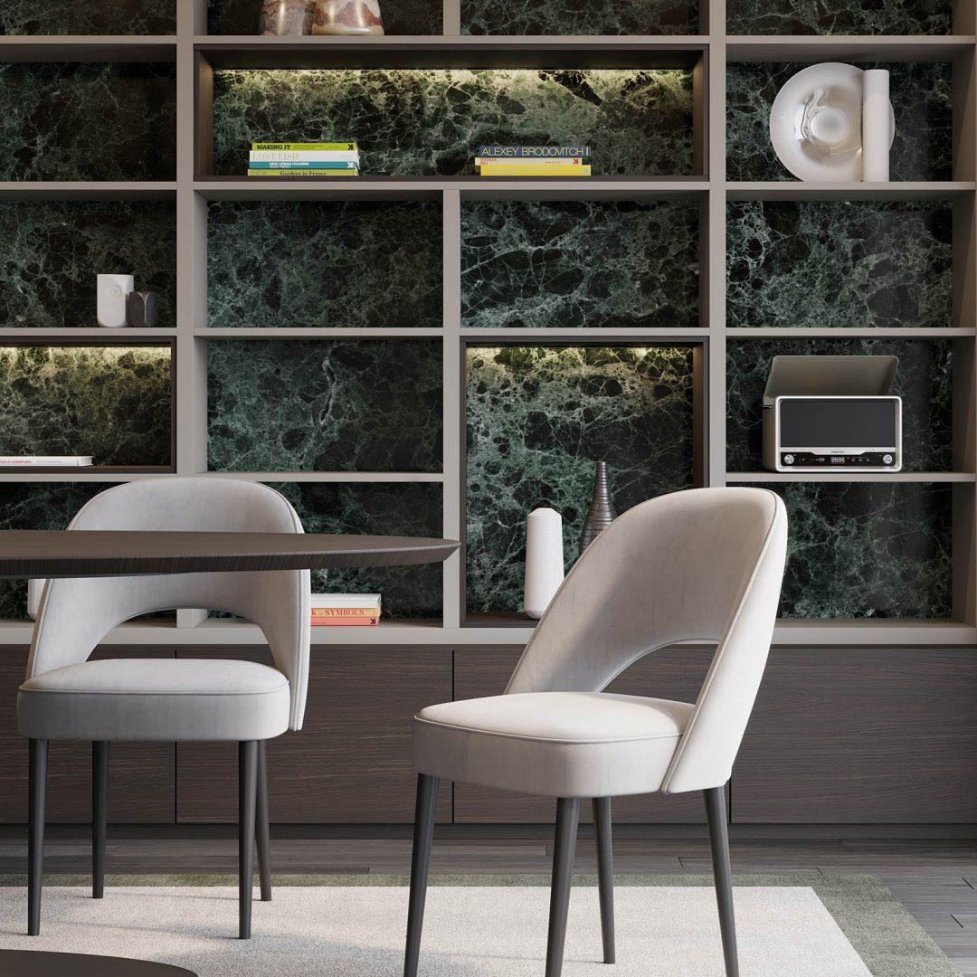 mesa-jantar-oval-madeira-cadeira-estofo-bege-lacado-preto (1)