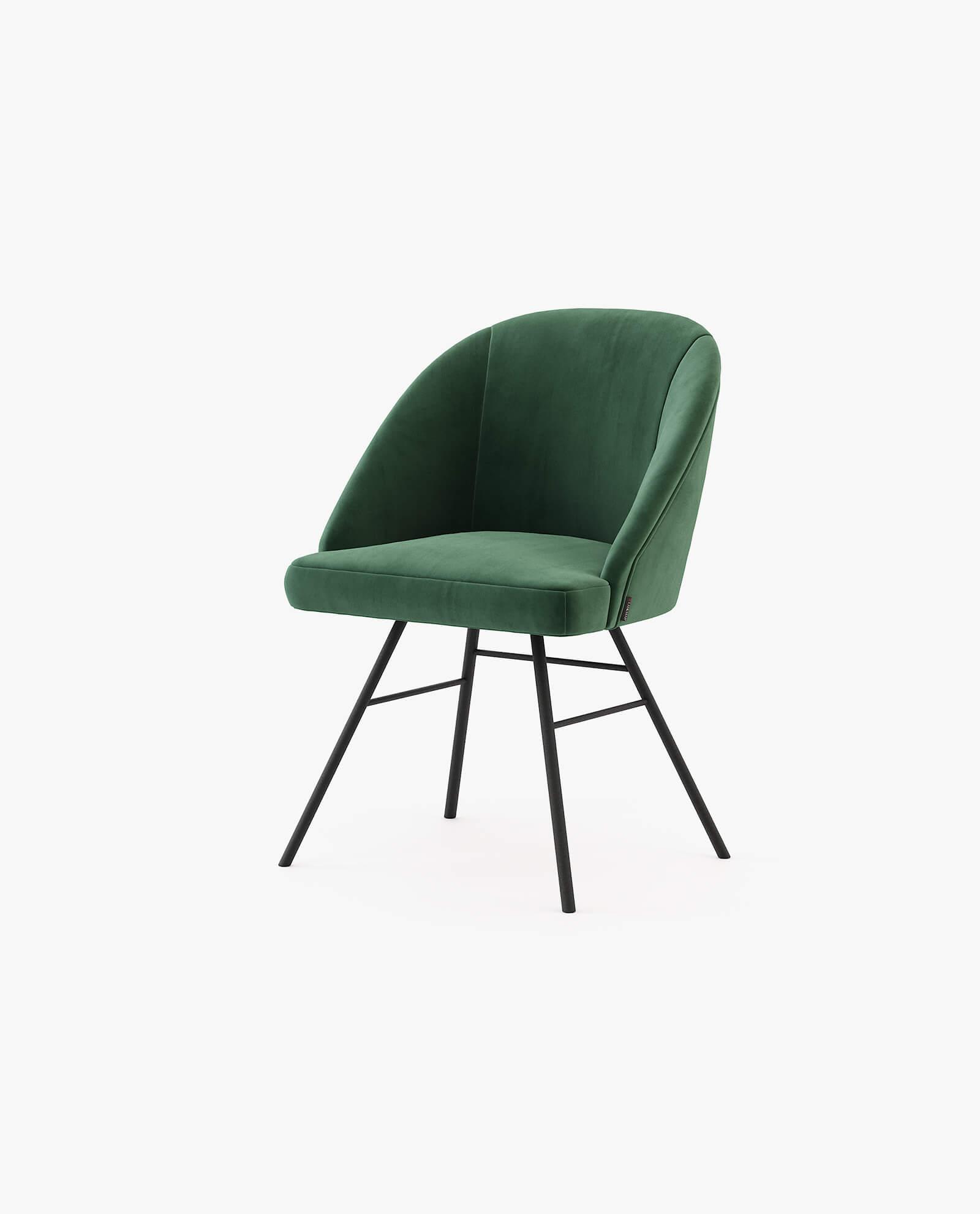 Cadeira em estofo sala de jantar