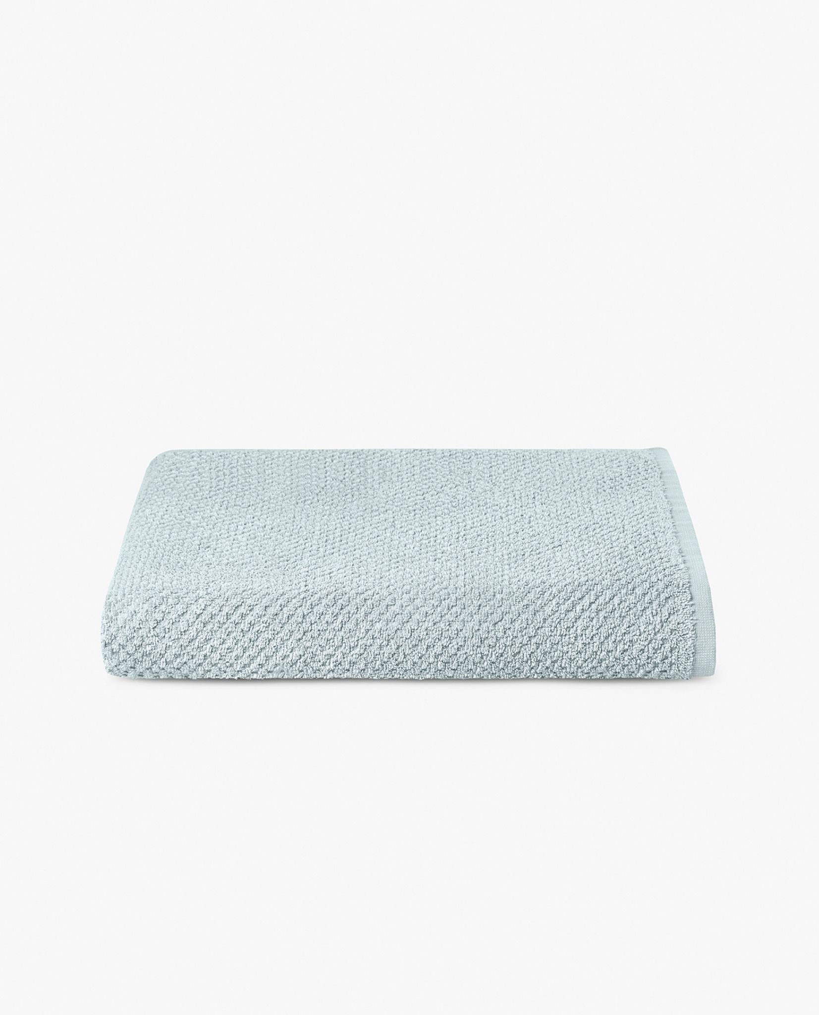 toalha de banho 100% algodão em azul celeste