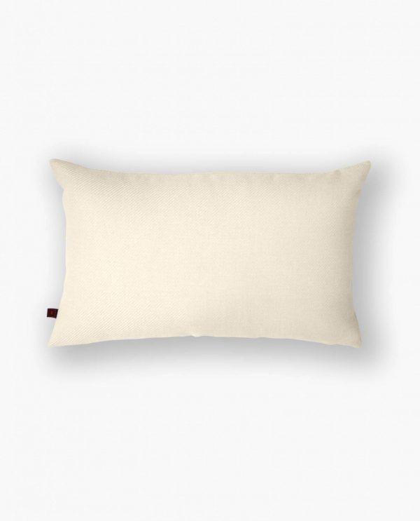 almofada decorativa tecido bege