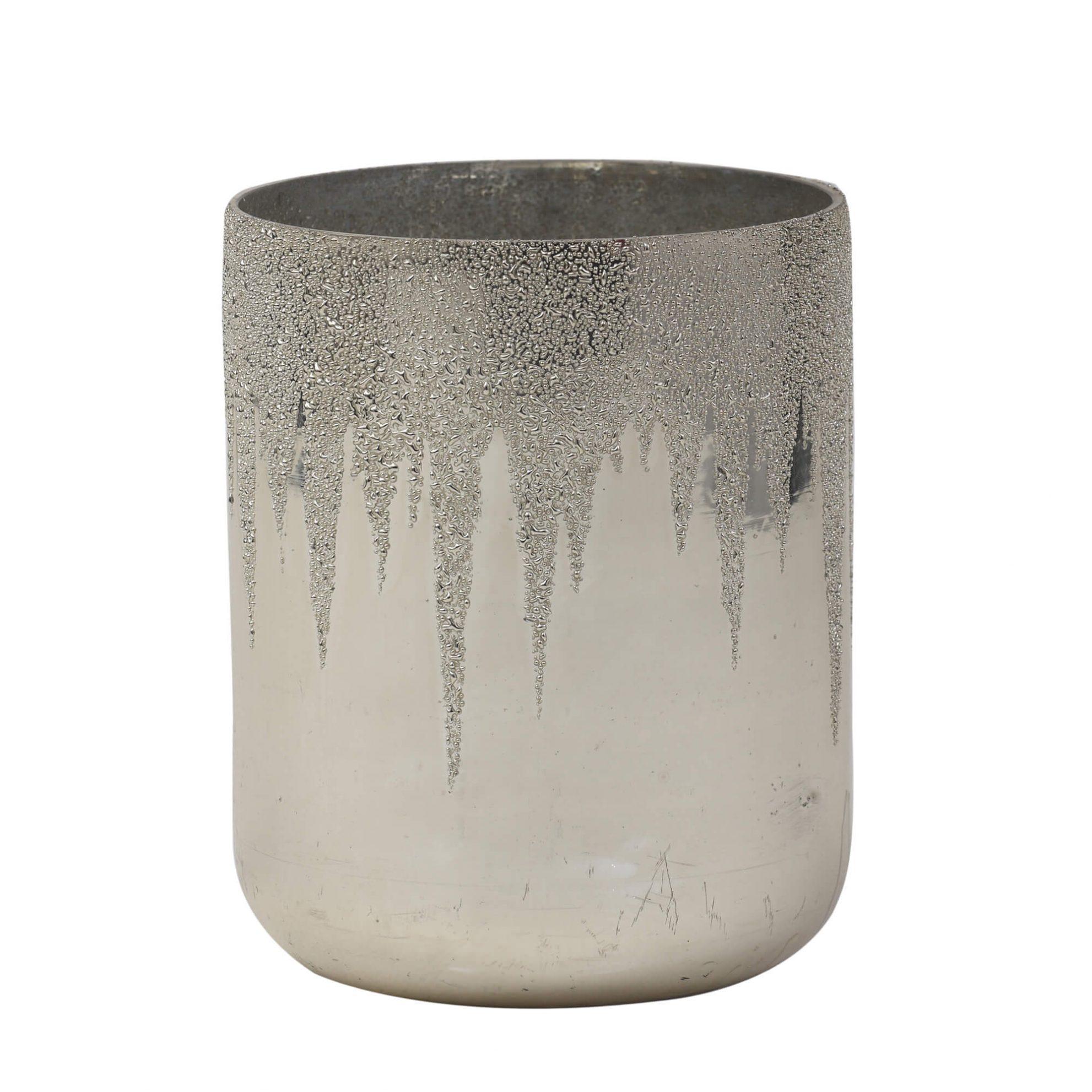 copo de vela efeito gelo
