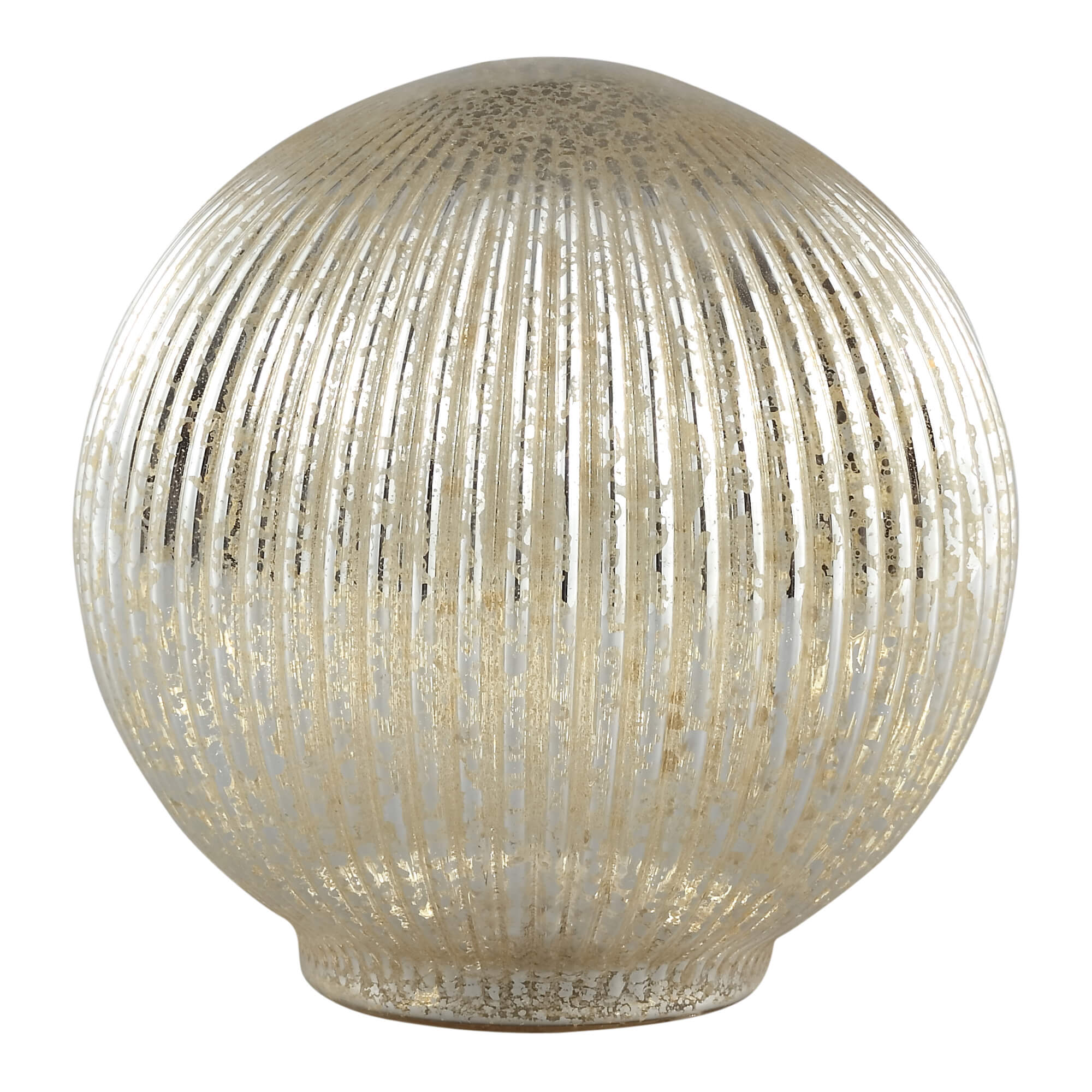 bola decorativa dourada