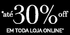 Campanha 30% Off