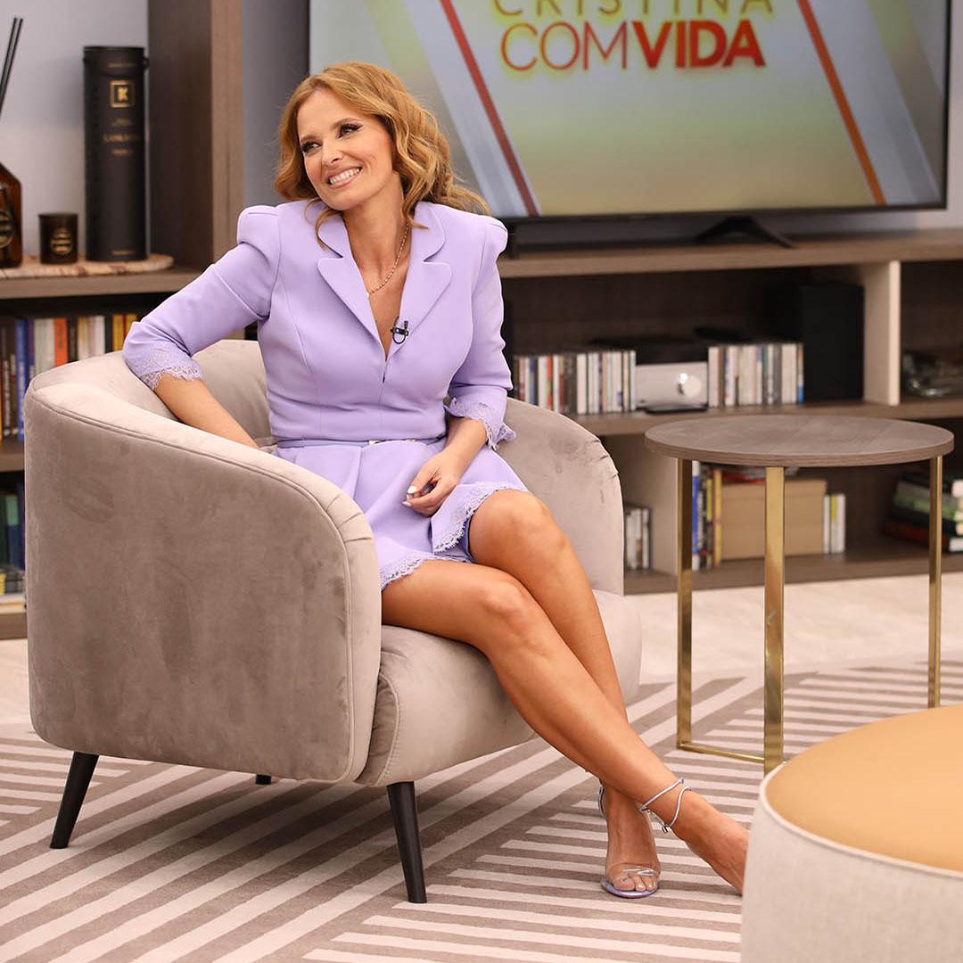 Cadeirão Amalfi - Cristina ComVida - Laskasas